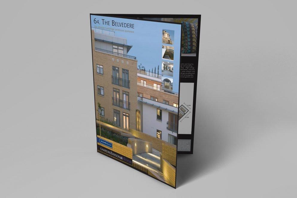 Property sales brochure