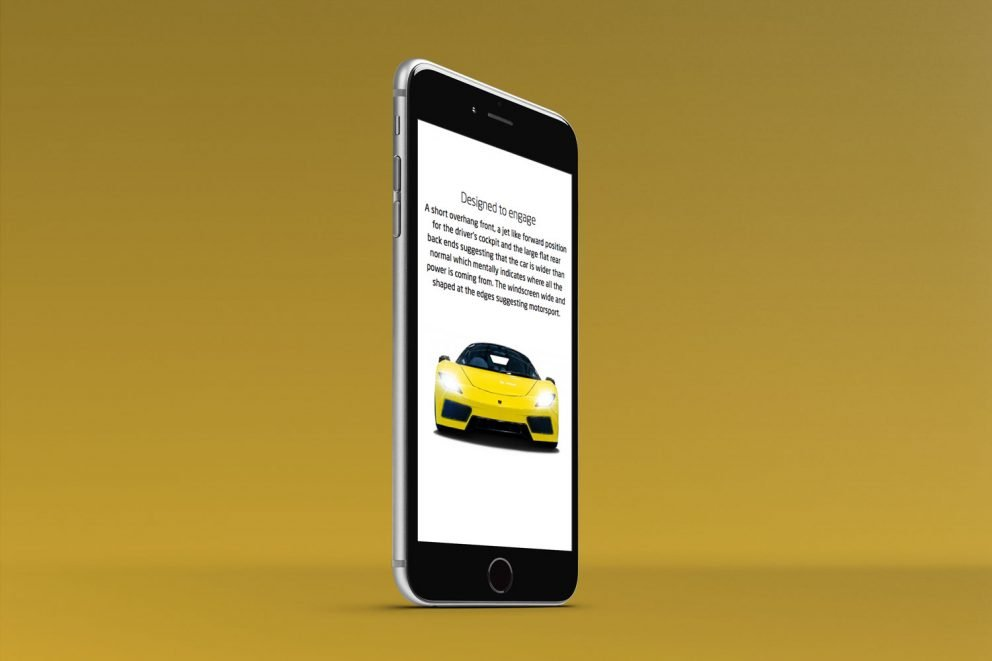 Arash Motor Company - Responsive Website