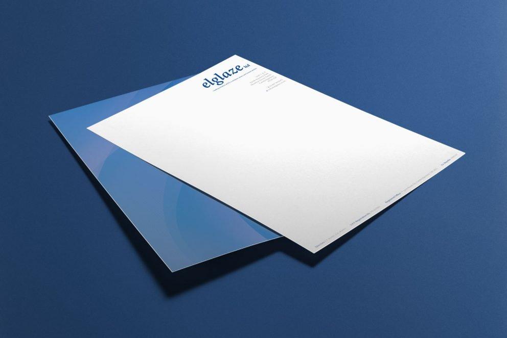 Elglaze Ltd - Letterhead