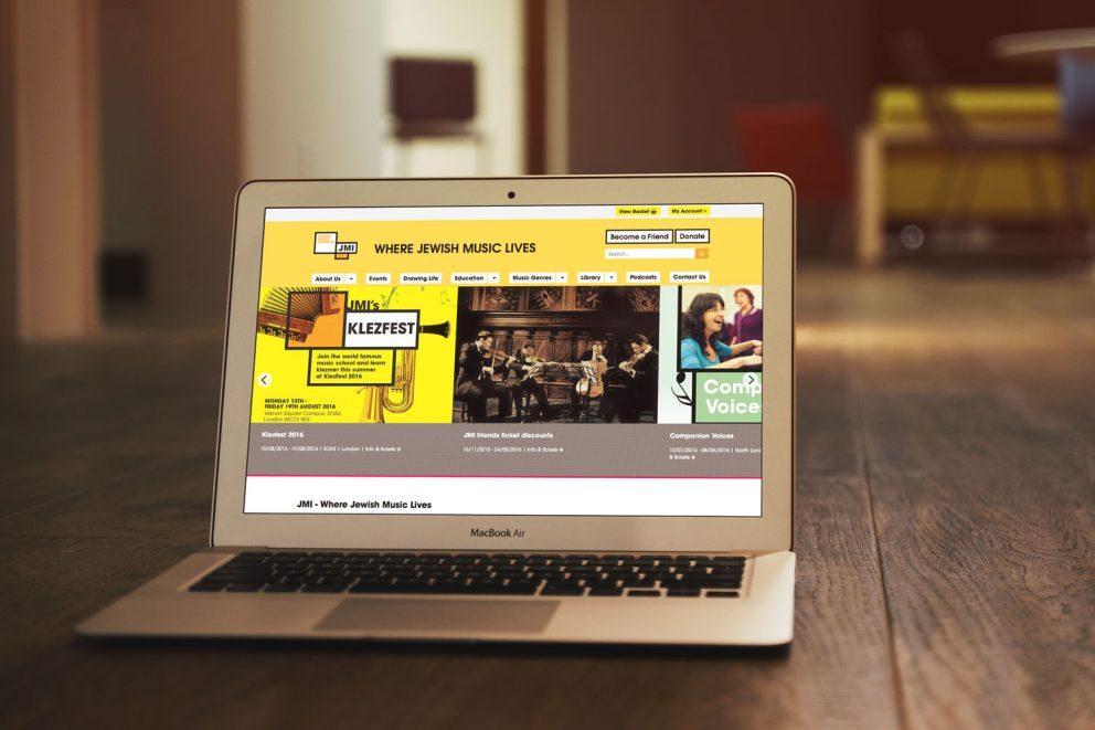 JMI - Responsive Website